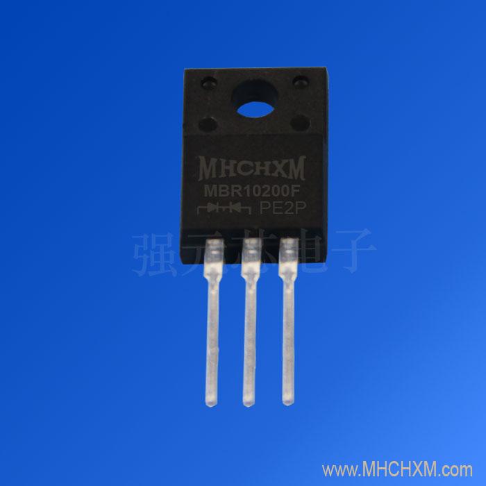 MBR10200F肖特基二极管,MHCHXM品牌